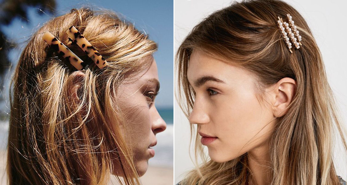The Best Hair Barrettes And How To Style Them Gaby Burger