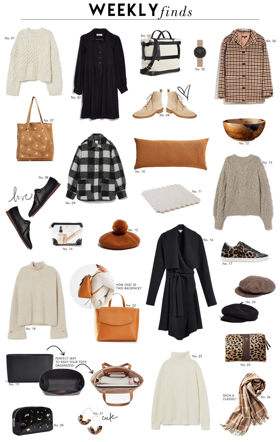 fall worthy finds